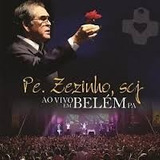 Padre Zezinho Ao Vivo Em Belem [cd Original Lacrado]